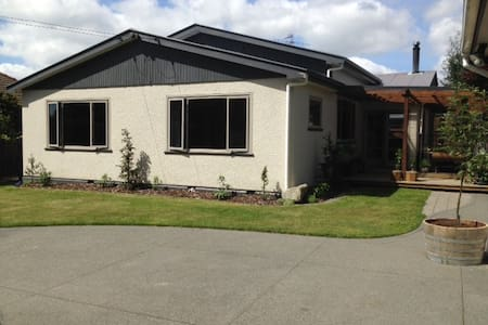 2x Bedrooms Close to the Airport! - Christchurch