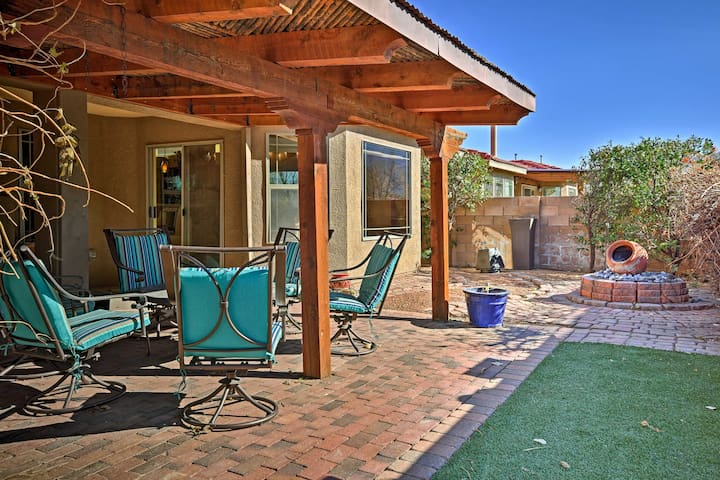 NEW! Spacious 3BR Bernalillo Home w/Mtn Views!