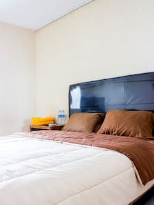 CLEAN & AFFORDABLE studio At Kelapa Gading (KB)