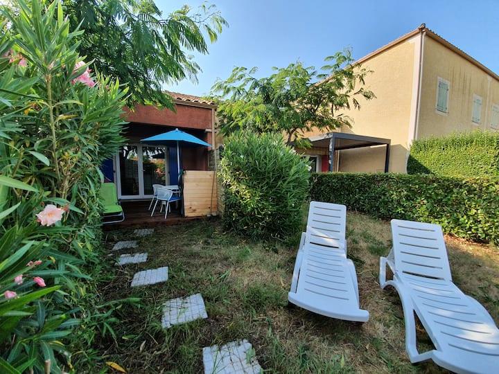 villa paradise 4pax résidence avec piscines wifi