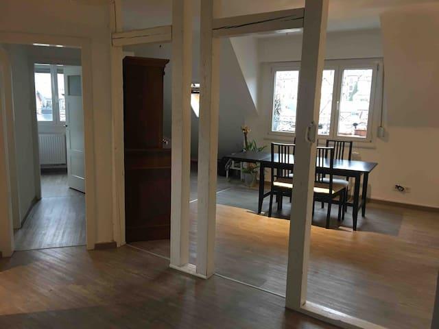 Cozy Apartment in Stuttgart - 1 min walk to subway