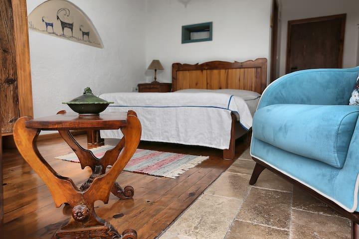 MAVİ KEÇİ BOUTIQUE, HAVA - Mordoğan - Bed & Breakfast