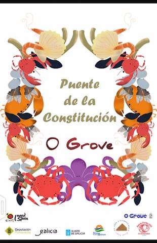 ALQUILER CASA - O Grove - Dům
