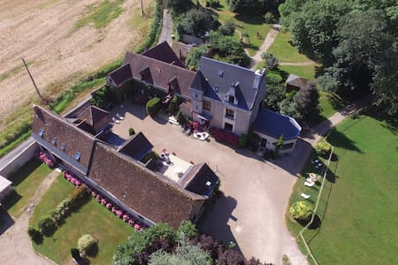 Nice B&B-Loire Valley chateaux 4per - Amboise