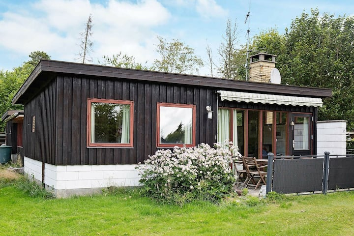 Peaceful Holiday Home in Gilleleje Denmark with Terrace