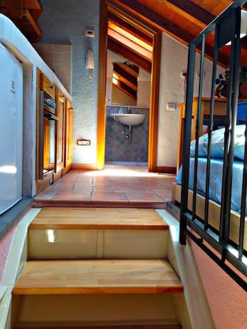 Appartamento Mansarda Iris Lusuolo - Lusuolo - Apartmen