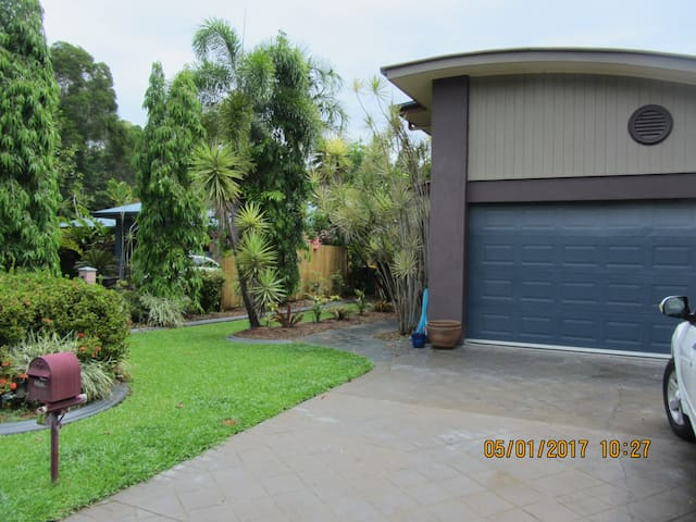 Kewarra Beach, tranquil tropical setting - Kewarra Beach - Hus