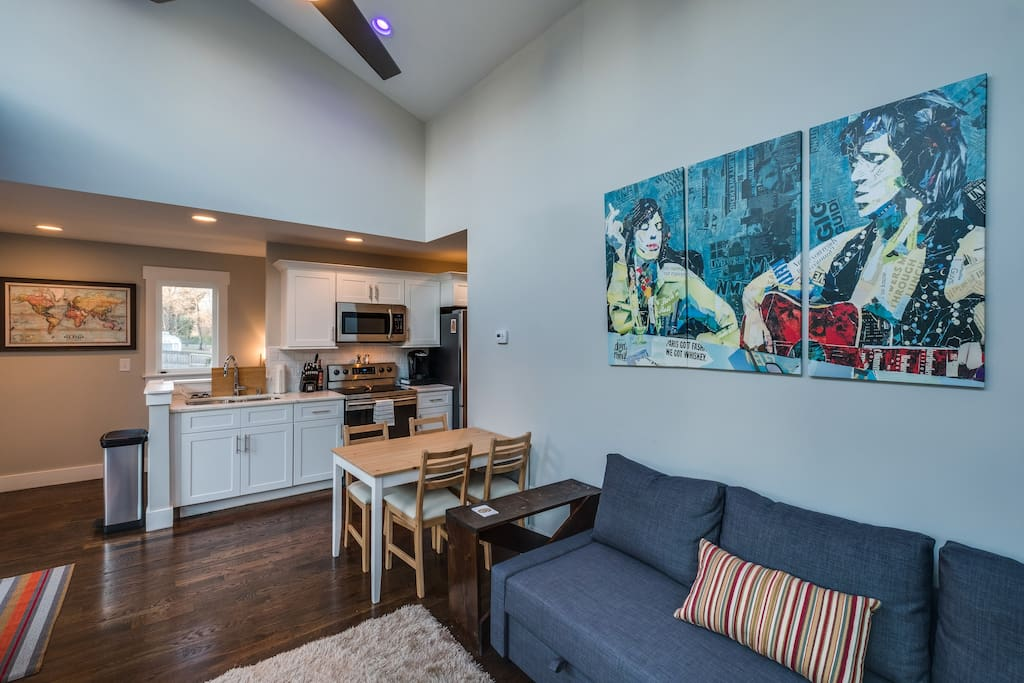 Vibe Central 7 Mins From Broadway Apartments For Rent In Nashville Tennessee United States