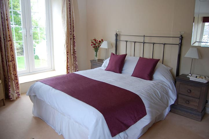 quiet, peaceful B&B near Helston, Cadgwith Bedroom