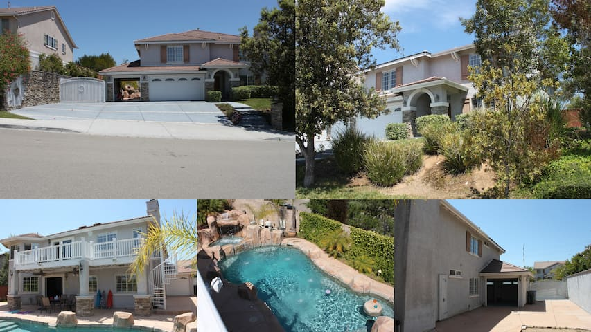 Perfect Home for the short term - San Marcos - Villa