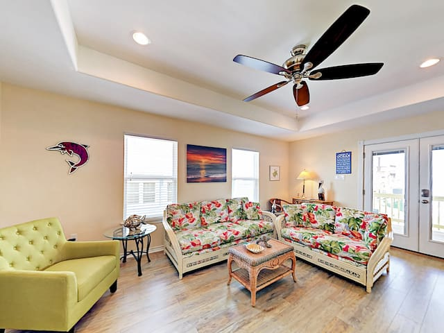 This newly remodeled home is professionally managed by TurnKey Vacation Rentals.