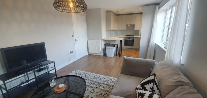 Modern Apartment Stay at Eccleshill