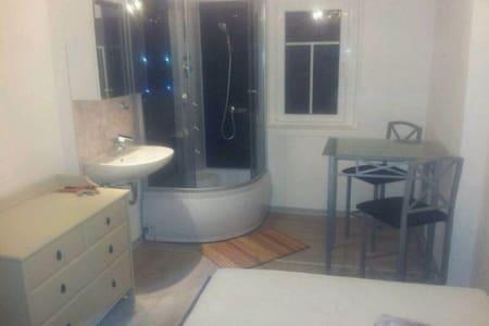 Gästezimmer wahlweise mit Küche - Großschirma - Casa