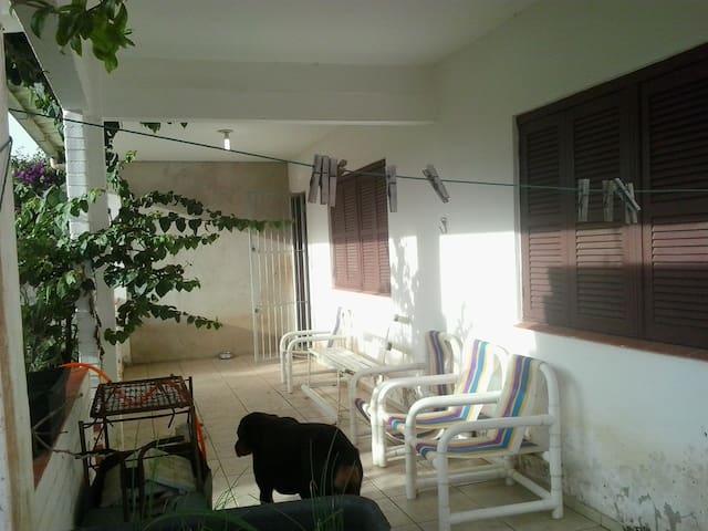 Casa com pátio, em imbé- RS - Imbé - Haus