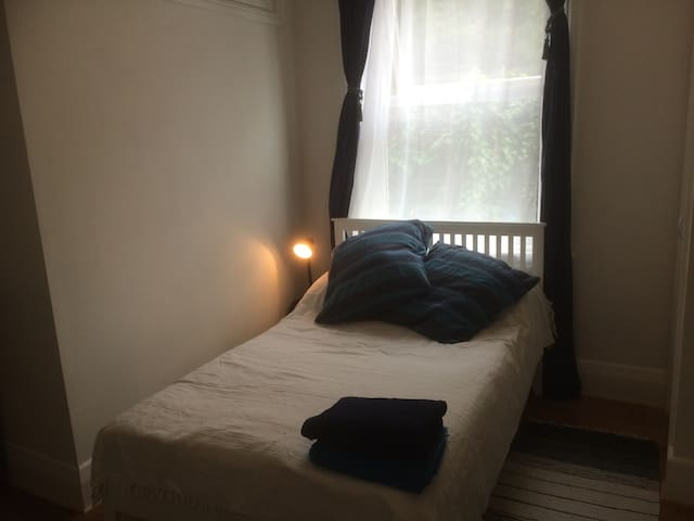 Single bedroom in a great location. - Bournemouth - Dom