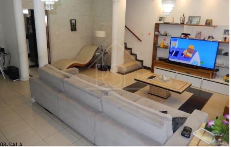 Casa na Tijuca próximo ao Maracanã - Rio de Janeiro - Rumah