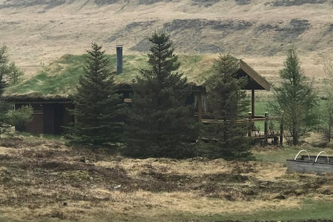 Privat Cabin West-Iceland.