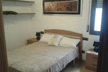 Bedroom with parking - Lloret de Mar