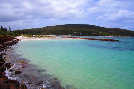 Emu Point Beach Front Cottage - Emu Point