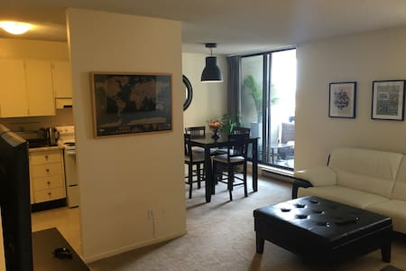 Downtown Apartment - Ottawa - Appartement