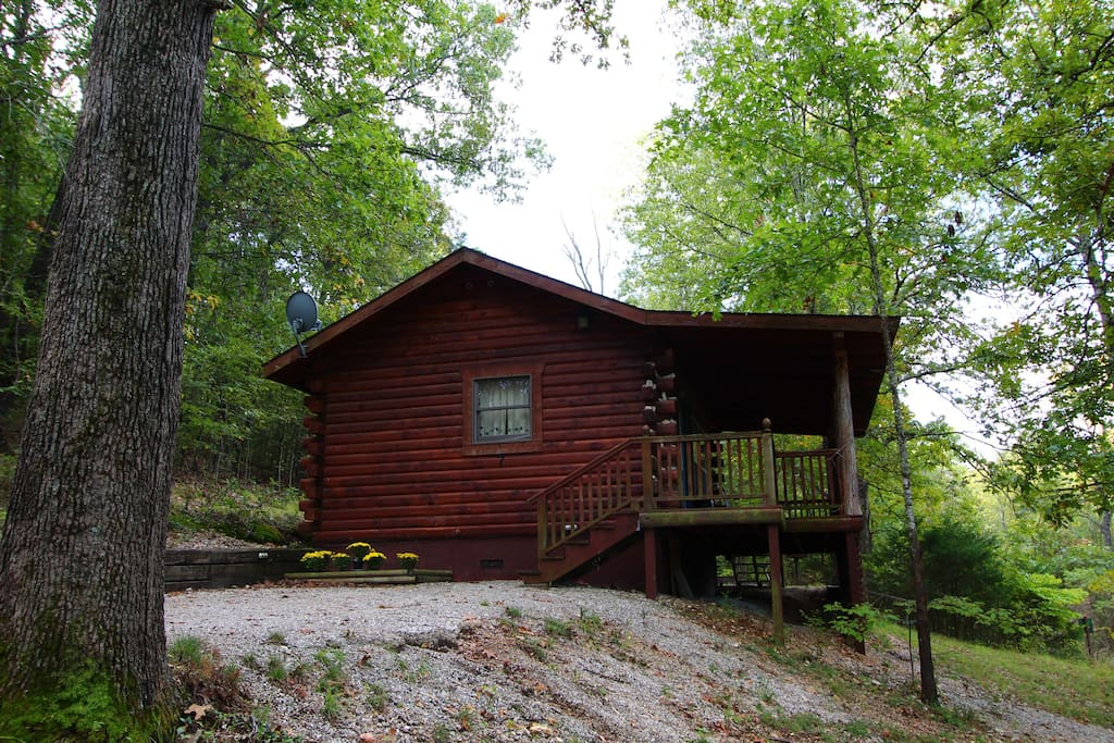 Your Private Cabin in the Ozark Mountains
