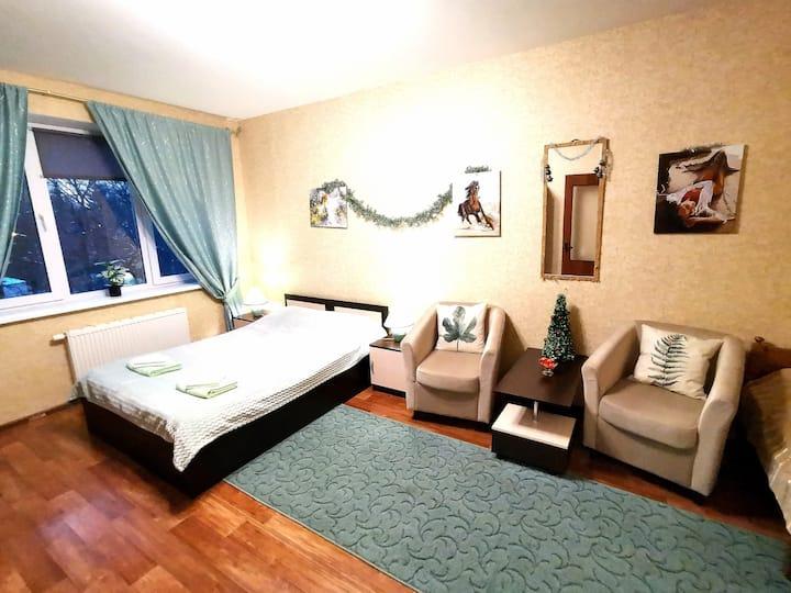Green Apartments Zelenograd