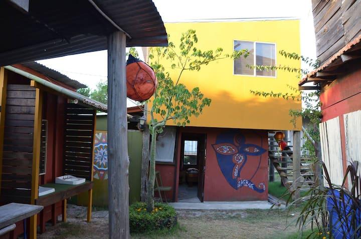 Dormitorios compartidos en La Brújula