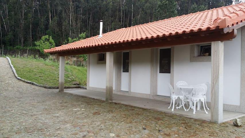 Casa de campo com 2 quartos - Arcos de Valdevez - House