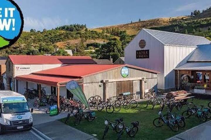 Bike it Now, Rail Trail bike rentals & support