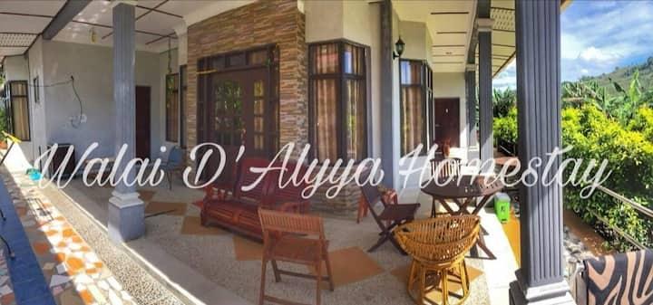 4A Walai D'Alyya Homestay, Jln Poring Hot Spring