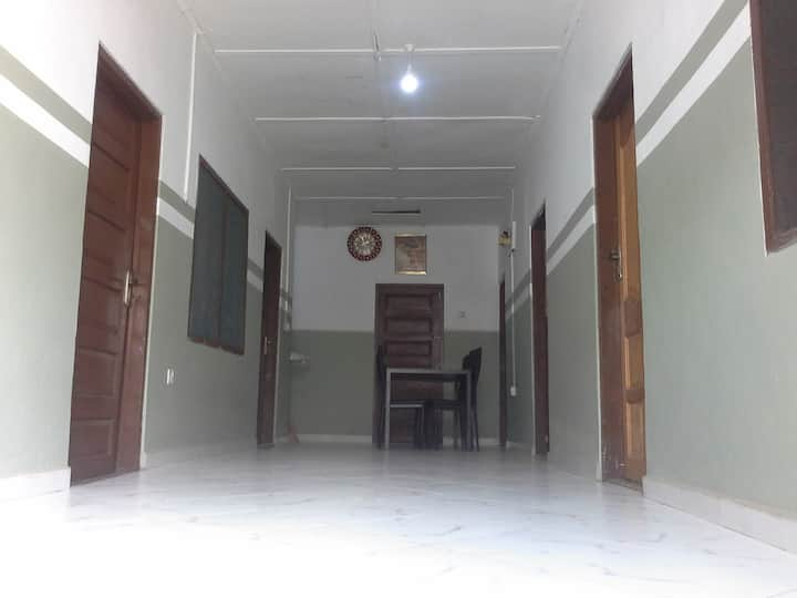 Kumasi home from home