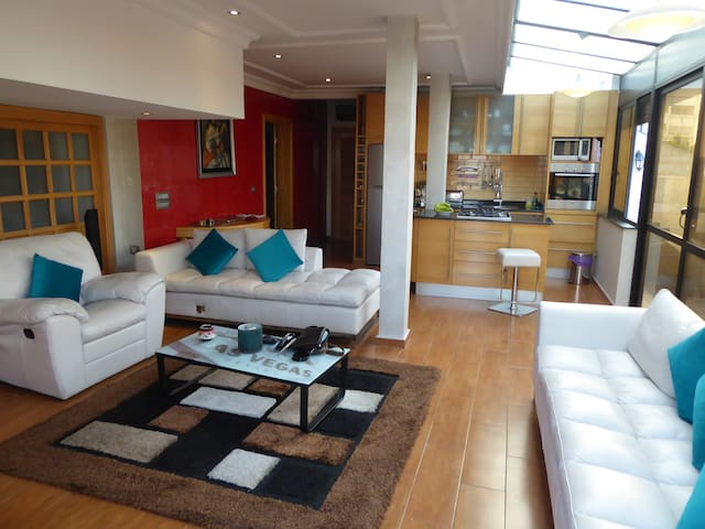 Nice apartment in the city center