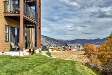 Alluring 2BR Heber City Condo - Heber City - Appartement
