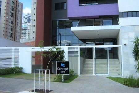 Conforto e comodidade para sua estadia em Goiânia - Goiânia