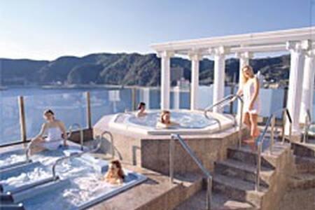 鴨川温泉でのリラクゼーション、贅沢な食事、ヘルスツーリズム、観光を楽しむ体験(1泊2日) - Kamogawa-shi