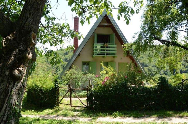 Vineyard Chalet on the Medvednica mountain