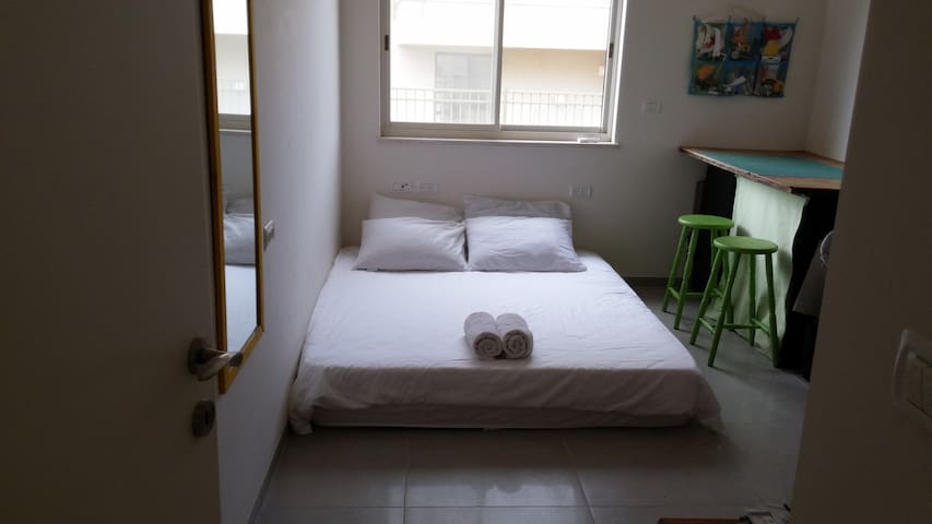 A double room in the middle of the Galilee - Yuvalim - Huis