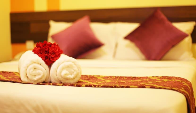 comfortable stay at Sitiawan - Sitiawan - Chambre d'hôtes