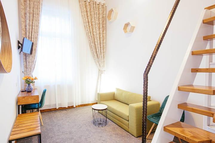 Camera dublă în Hotel Buchenland 103