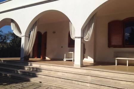 """Villa padronale """"La Pizzutella"""" - Castellana Grotte"""