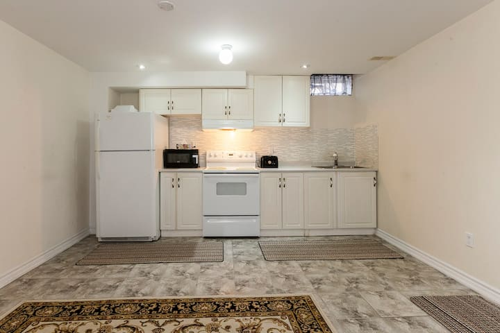 Basement Apartment in Milton Ontario (2 Bed)