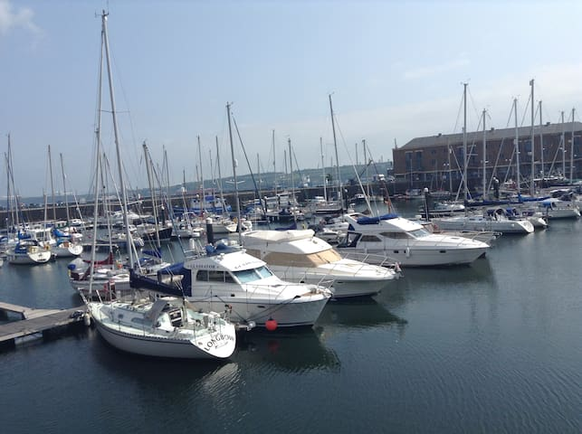 Glan-yr-Hafan (Seaside Haven) - Milford Haven - Apartment