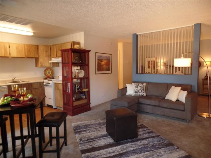 A place of your own   Studio in Santa Fe