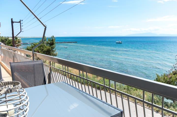 Endless sea view house