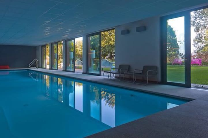 Luxury home with swimming pool - Lenno - Huis