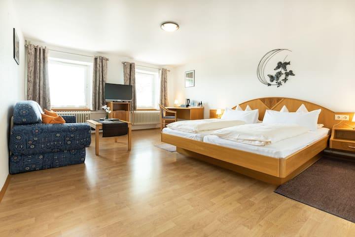Hotel Landgasthof zum Pflug (Steinen), Doppelzimmer 1 ohne Balkon