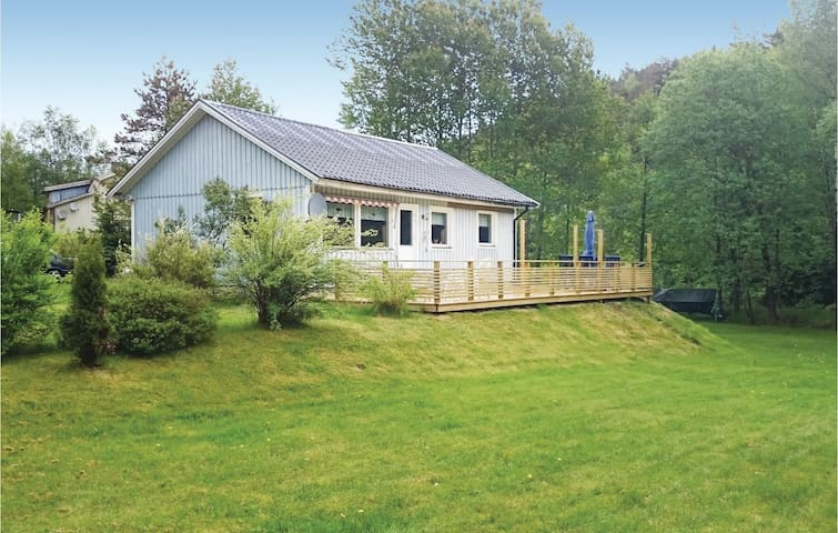 Holiday cottage with 2 bedrooms on 82m² in Strömstad