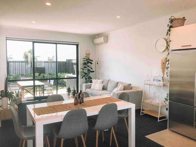 Hobsonville Point Two Bedroom Town House