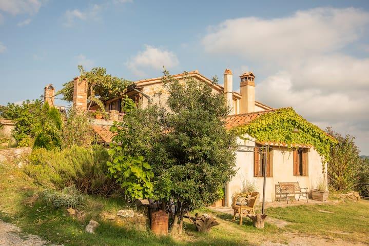 Tuscan Star Gazers Retreat Santa Fiora - Aldebaran