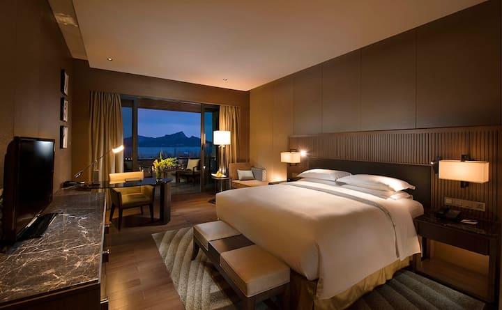 武汉光谷希尔顿酒店Hilton Wuhan Optics Valley